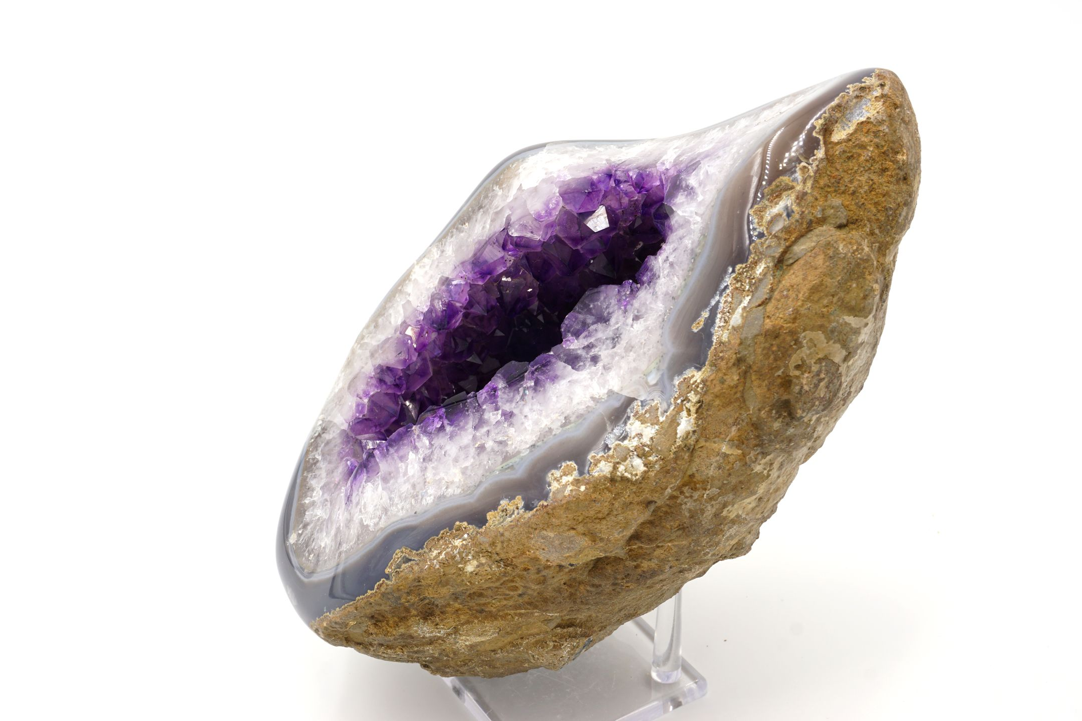 Geoclassics Amethyst Geode