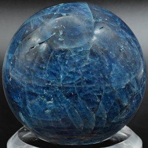 Apatite sphere