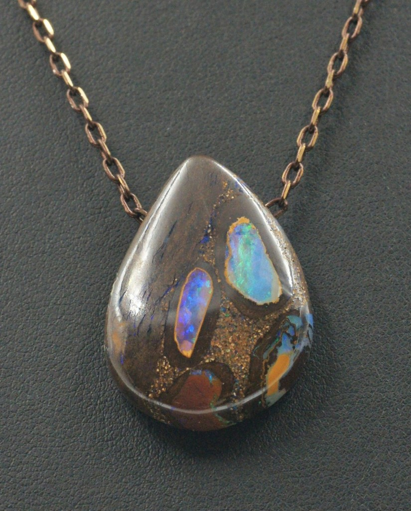 boulder opal collection pinterest my pin pendant