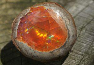 Ethiopian opal 1